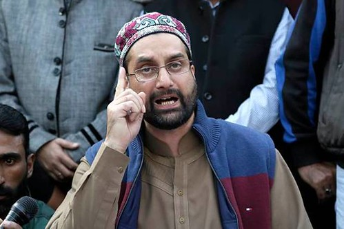 Indian State Terrorism in IOK has Crossed All Limits. Mirwaiz