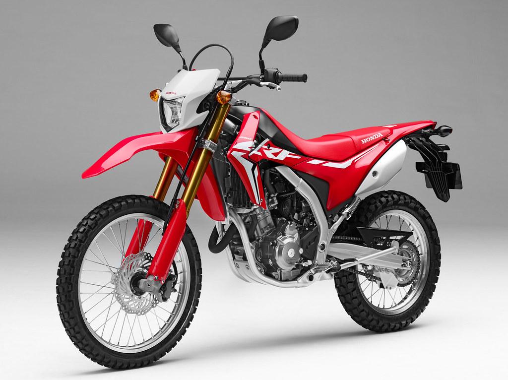 Honda CRF 250 L 2018 - 0
