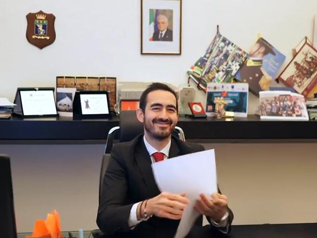 messaggio fine anno sindaco Lucilla