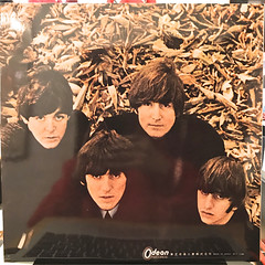THE BEATLES:BEATLES FOR SALE(JACKET B)