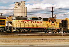 Union Pacific GP35 No. 797 At East Yard