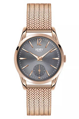 Henry London Ladies Finchley Rose Gold-Plated Watch