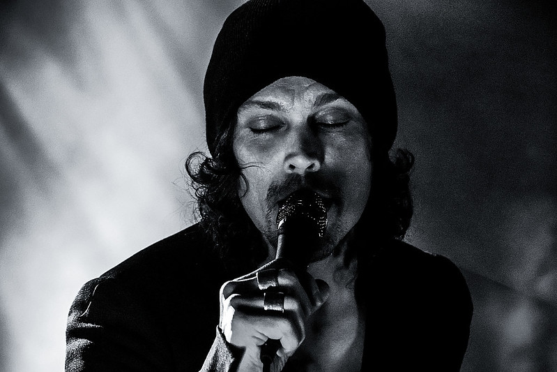 HIM live at Roundhouse, London, 17 December 2017