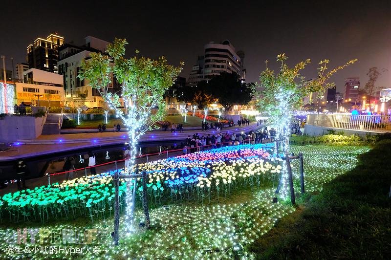 愛上柳川-冬季戀曲 創意藝術光景展覽 (24)