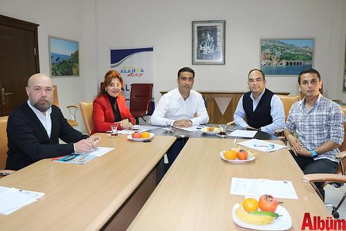 Mehmet Çelik, Elvan Güneş, Mehmet Dahaoğlu, Gürol Birgen, Ahmet Arslan