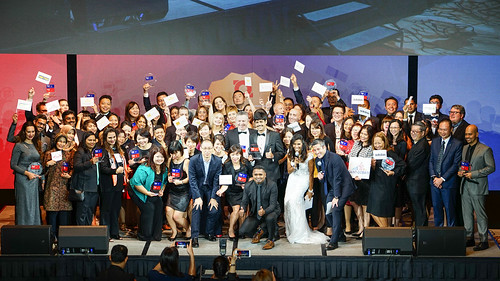 Top Employers Asia-Pacific Certification Dinner 2018