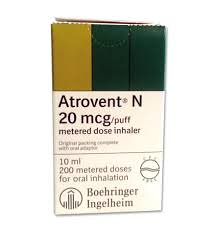 ATROVENT MDI 10 ML