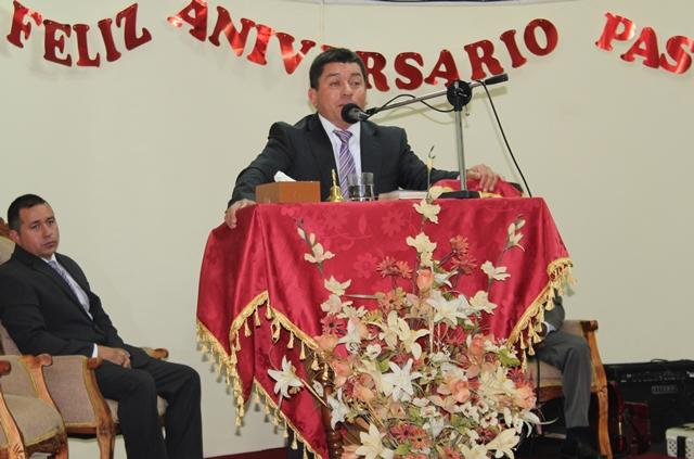 Guarilihue 14° Aniversario Pastoral