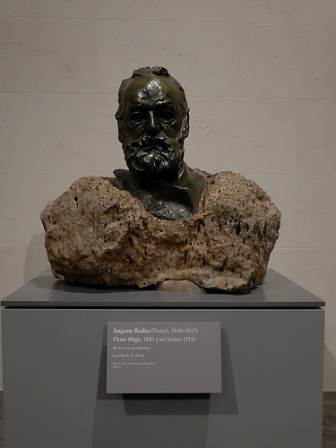 DSCN9951 _ Victor Hugo, Rodin, 1883 - Klimt & Rodin