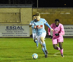 Rugby Town v Highgate United