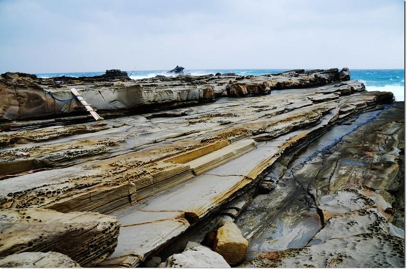 海蝕平台 1