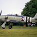 Hawker Sea Fury FB11 TF956 North Weald 28-6-87