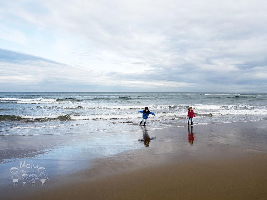 Litel Pipol 29/52 - Otoño en la playa