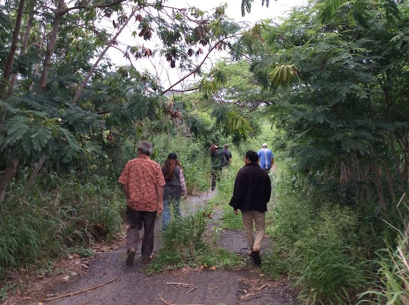 Kamilonui-Mariner's Cove Firewise Community Hazard Assessment 11/27/17
