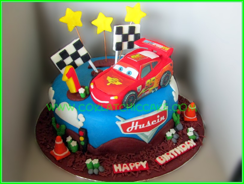 Cake cars Husein