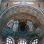 Cristo Pantocrator - San Vitale - Ravenna