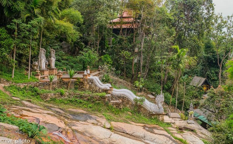 Wat Pha Lat, Chiang Mai, Tailandia