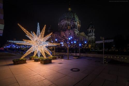 Star on Berlin Dom