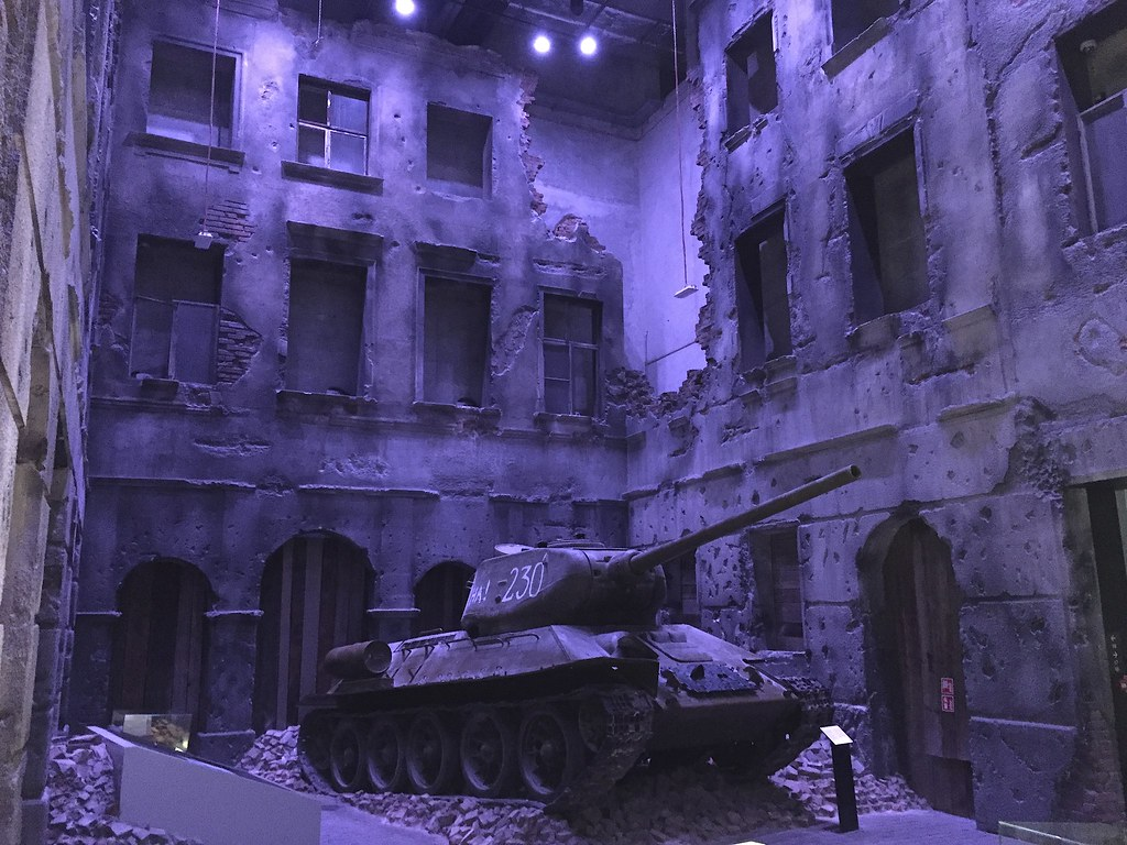 Gdańsk - Toisen maailmansodan museo