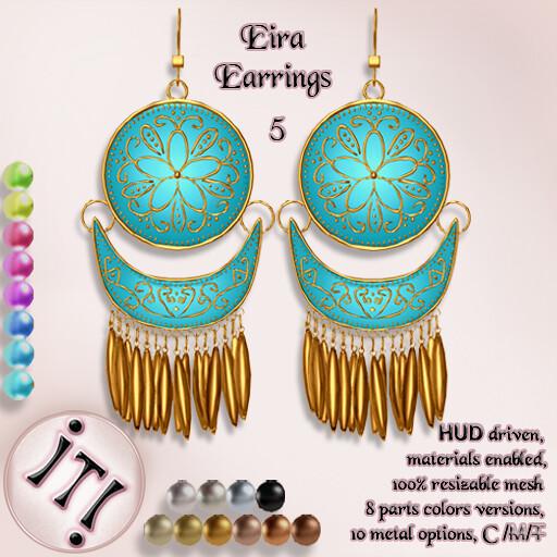 !IT! – Eira Earrings 5 Image