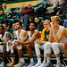 donsathletics posted a photo:12/15/17: USF MBB vs UC Davis at War Memorial Gym in San Francisco, CA.  Image by Chris M. Leung for USF Dons Athletics