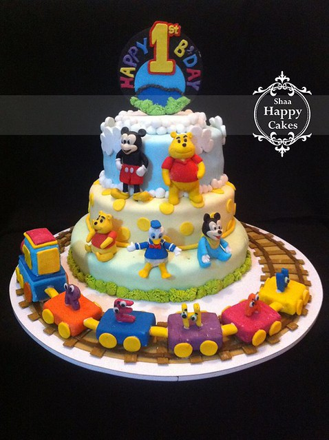Cake by Shaa Happy Cakes