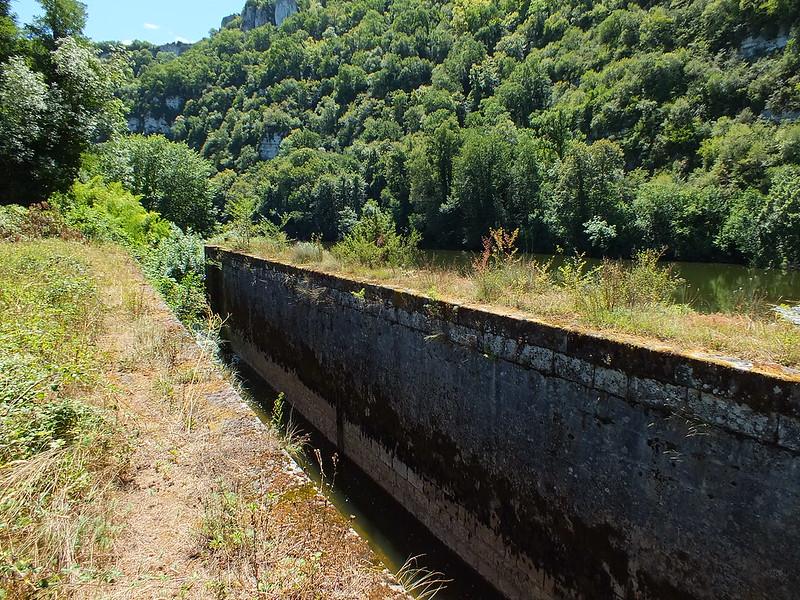 Montbrun - Écluse de la Barasquie