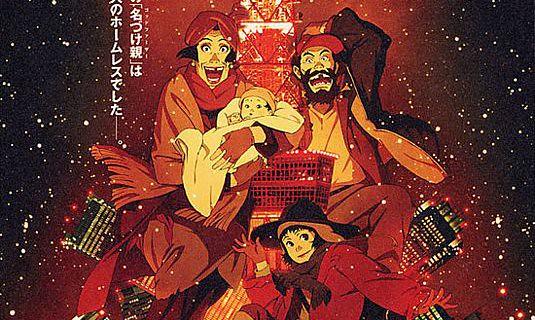 Tokyo Godfathers no Natal