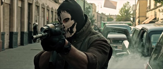 Sicario 2 Soldado - Terrorismo del Cartel de Drogas