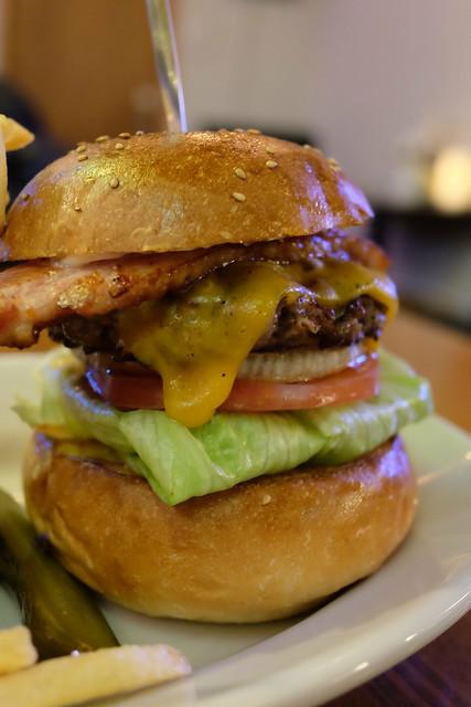Kitasenju Bossa Burger 06