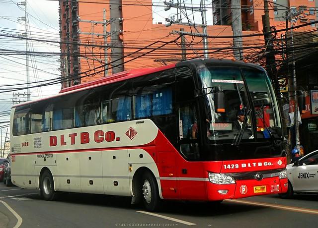 Del Monte Land Transport Bus Comp. 1429