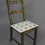 Stephanie Kantor; Item 120 - in SITu: Art Chair Auction