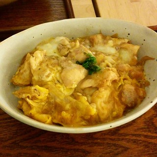 Their savoury food is all very comforting and delicious. Fabulous oyakodon.