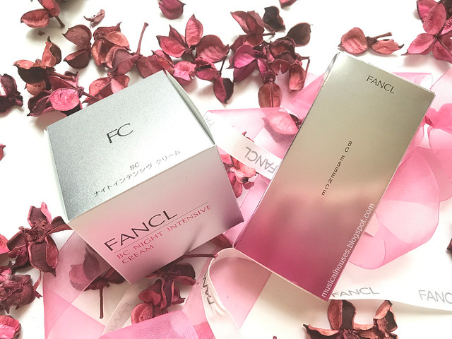 Fancl BC Skincare Review