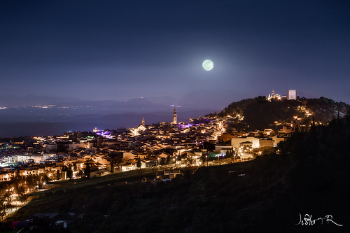 First full moon, Estepa
