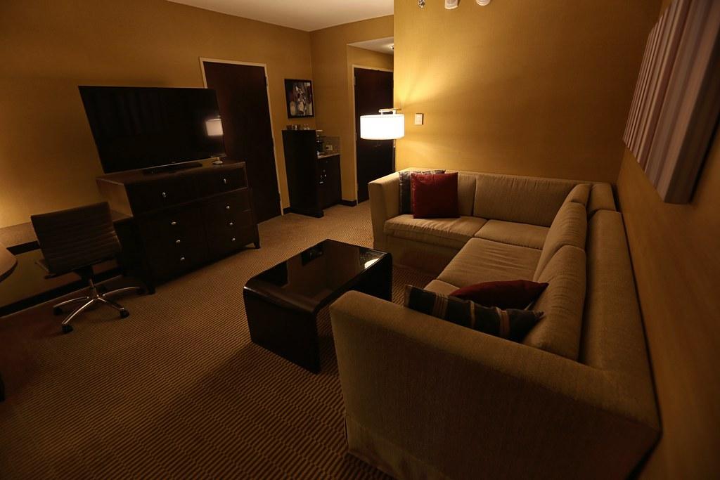 Hilton Americas-Houston Standard Suite 21