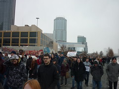 Anti-corruption rally in Russia on 26 March 2017