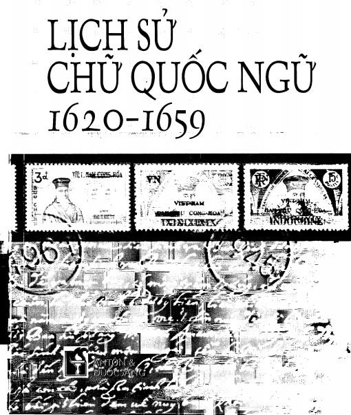 Lịch Sử Chữ Quốc Ngữ - SJ. Đỗ Quang Chính