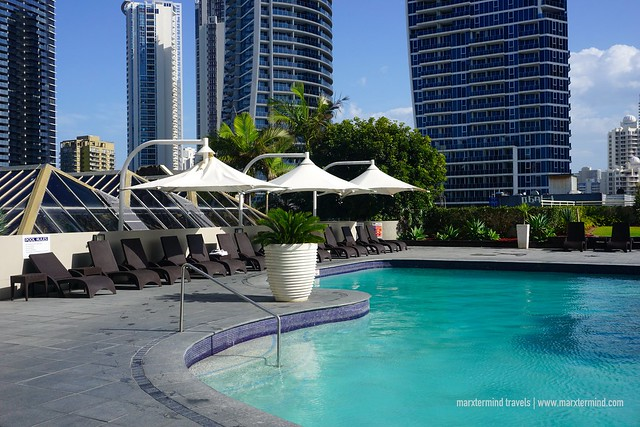 Novotel Surfers Paradise Outdoor Pool