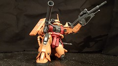 MG Zaku 2 Char Custom