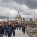 Crossing the Millenium Bridge