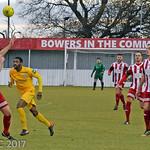 Bowers & Pitsea FC v Barking FC - Saturday December 16th 2017