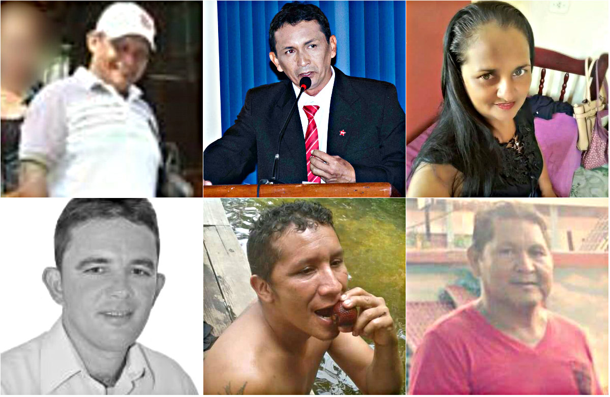 Investigados da Suplício de Tântalos completam 22 dias na cadeia, Presos na operação Suplício de Tântalos