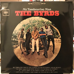 THE BYRDS:MR. TAMBOURINE MAN(JACKET A)