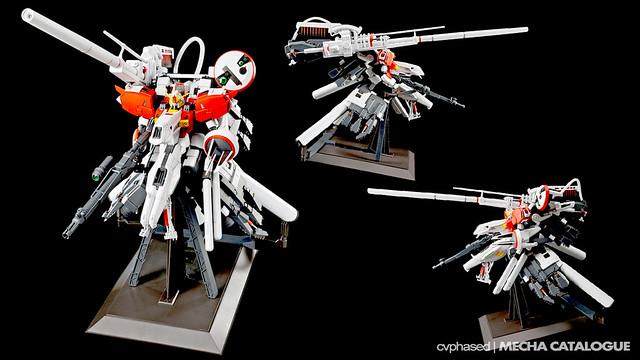 """MG S Gundam Booster Unit Plan 303E """"Deep Striker"""""""