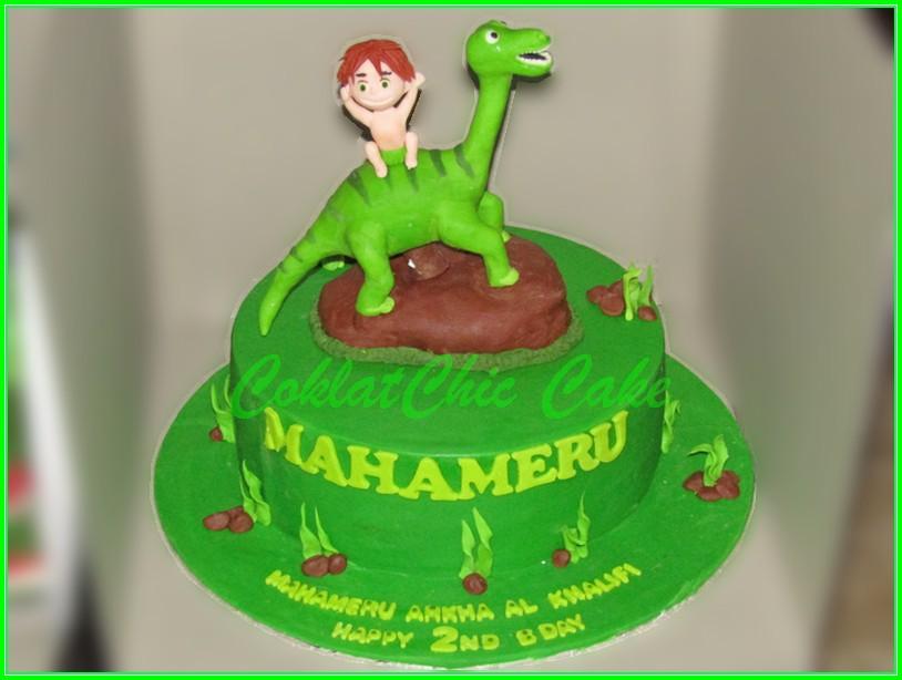 Cake Good Dino MAHAMERU 24cm