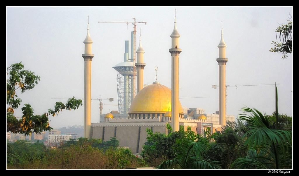 grand mosque, abuja