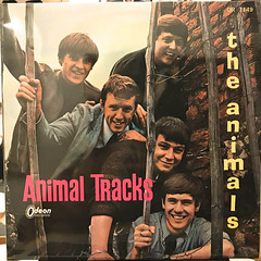 THE ANIMALS:ANIMAL TRACKS(JACKET A)