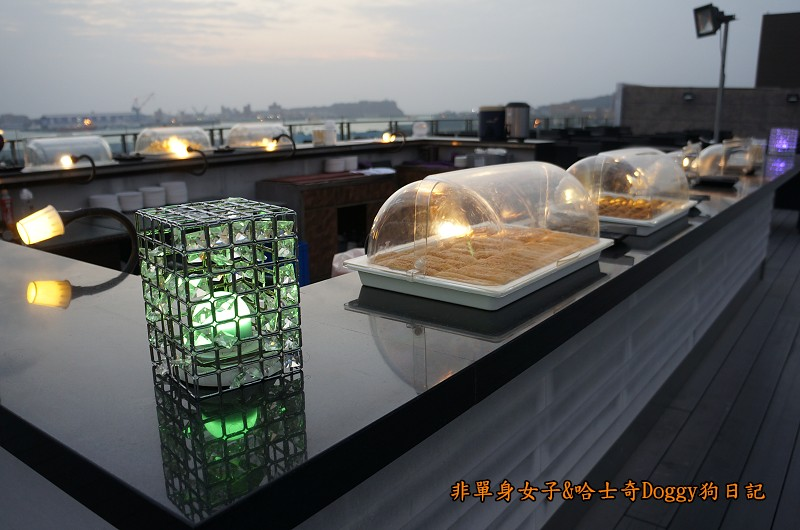高雄夜景餐廳璀璨星空SKY BAR18