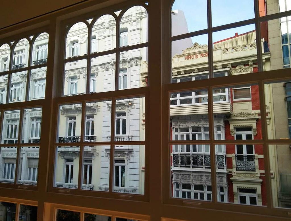 Galerías. #Coruña #buildings #architecture #phonephoto #photography